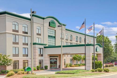 hotel Wingate By Wyndham - Mooresville