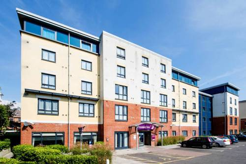 hotel Premier Inn Bournemouth Westcliffe