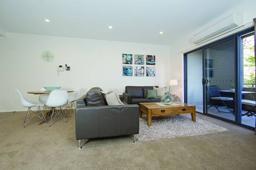 hotel Accommodate Canberra- Domain Parliamentary Triangle