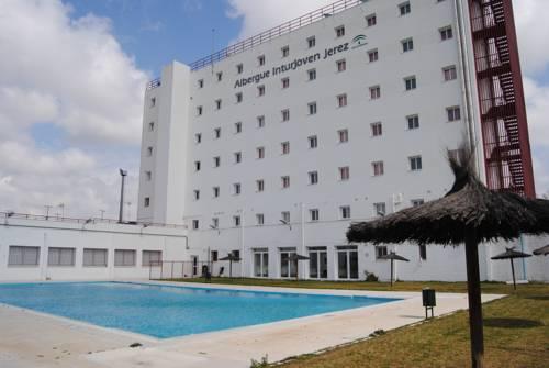 hotel Albergue Inturjoven Jerez De La Frontera
