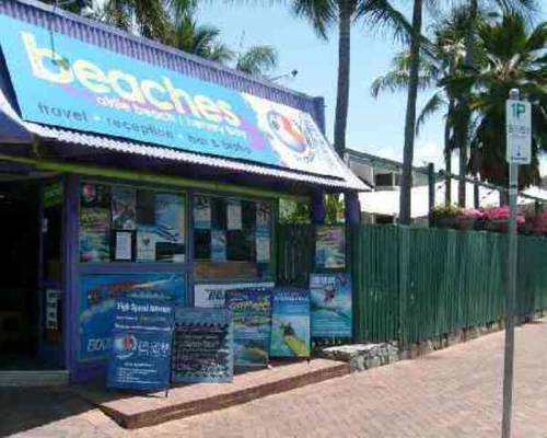 hotel Global Backpackers Airlie Beach (formerly Beaches Backpackers)