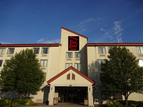 hotel Red Roof Inn & Suites Indianapolis Airport