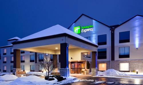 hotel Holiday Inn Express Onalaska