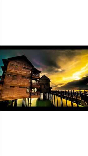 hotel Delisha Suite Private Unit @ Langkawi Lagoon