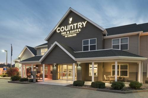 hotel Country Inn & Suites By Carlson, Platteville, WI