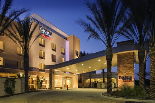 hotel Fairfield Inn & Suites by Marriott Tustin Orange County