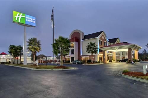 hotel Holiday Inn Express Savannah South I-95 Richmond Hill