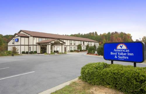 hotel America's Best Value Inn and Suites Albemarle