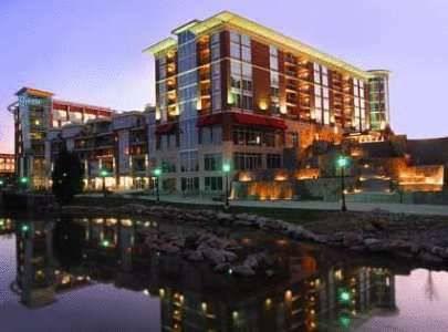 hotel Hampton Inn & Suites Greenville-Downtown-Riverplace