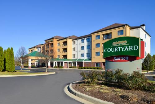 hotel Courtyard by Marriott Milwaukee North/Brown Deer
