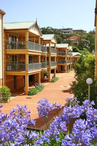 hotel Terralong Terrace Apartments