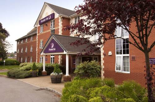 hotel Premier Inn Leicester Central (A50)