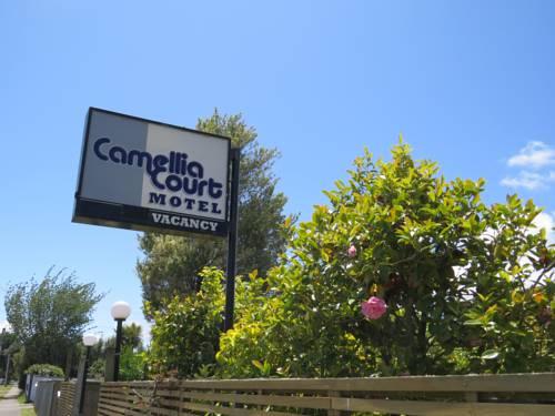 hotel Camellia Court Family Motel