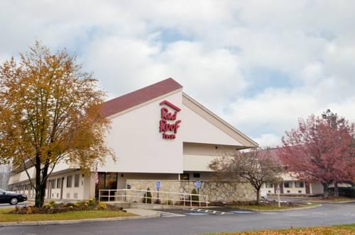 hotel Red Roof Inn Enfield-Hartford