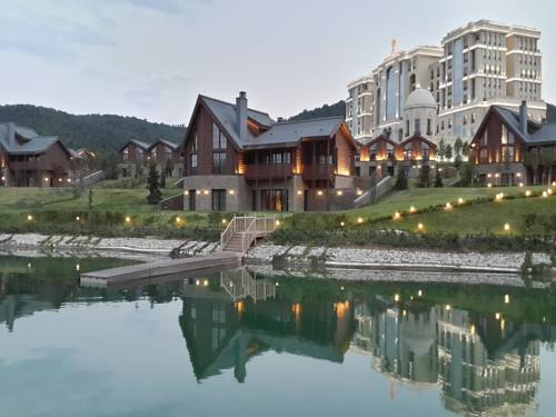 hotel Rixos Quba Azerbaijan