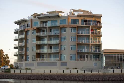 hotel Wallaroo Marina Apartments