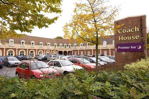 hotel Premier Inn Manchester Trafford Centre South