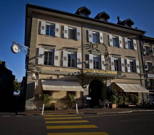 hotel Auberge du Raisin