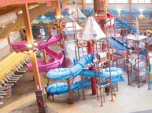 hotel Fort Rapids Indoor Waterpark Resort