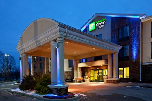hotel Holiday Inn Express & Suites Tell City