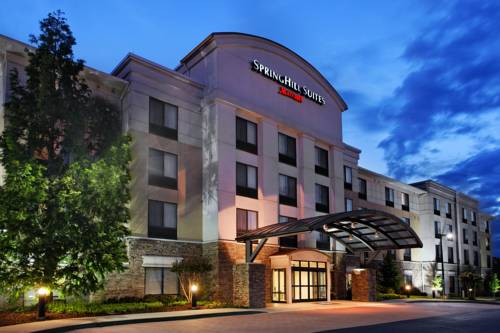 hotel SpringHill Suites Knoxville At Turkey Creek
