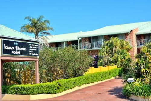 hotel Kiama Shores Motel