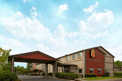 hotel Super 8 Woodburn