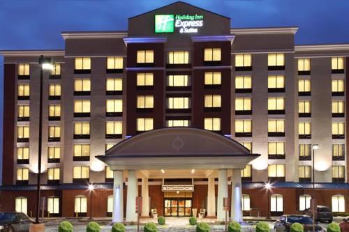 hotel Holiday Inn Express Hotel & Suites Columbus University Area- Ohio State University