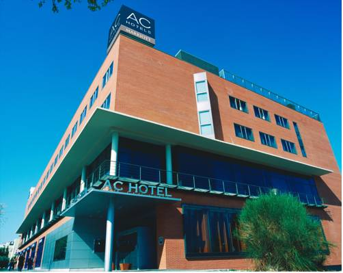 hotel AC Hotel by Marriott Guadalajara, Spain