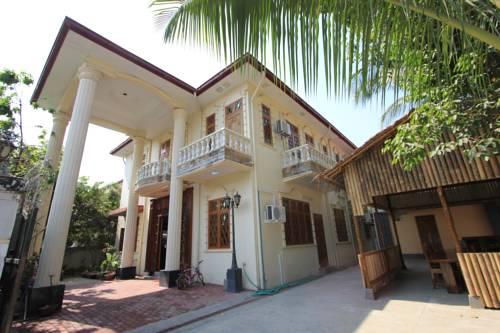 hotel Bamboo Place Yangon