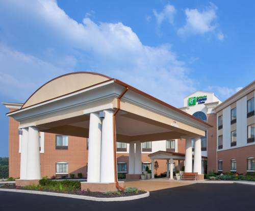hotel Holiday Inn Express Hotel and Suites Akron South-Airport Area