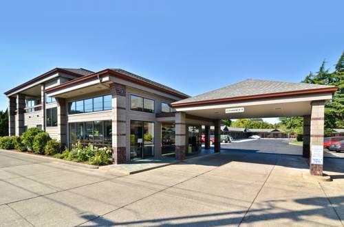 hotel Best Western New Oregon Motel