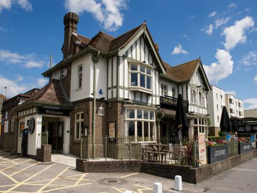 hotel Innkeeper's Lodge Portsmouth, Cosham