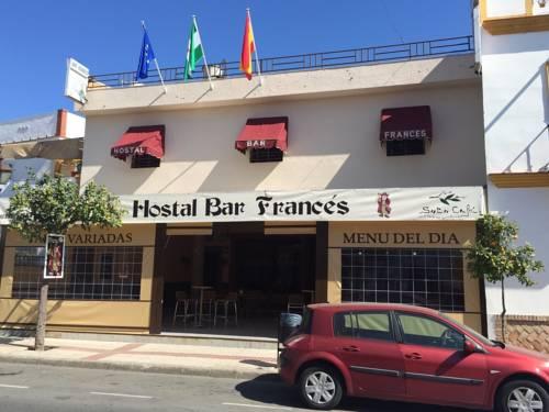 hotel Hostal Bar Frances