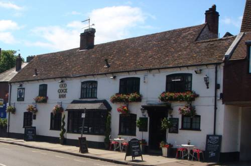 hotel The Old Cock Inn Coaching House