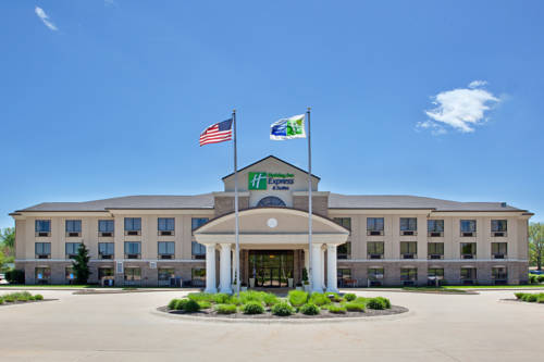 hotel Holiday Inn Express Hotel & Suites Wadsworth