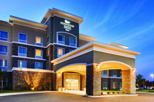 hotel Homewood Suites by Hilton Akron/Fairlawn