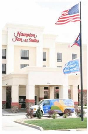 hotel Hampton Inn & Suites Canton