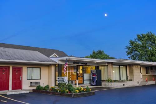 hotel Budget Inn Williamsville