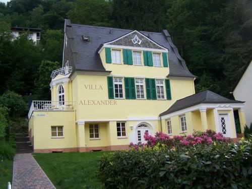 hotel Pension Garni Villa Alexander