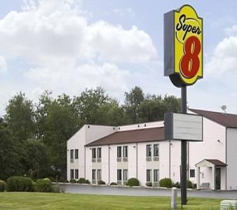 hotel Super 8 Canton