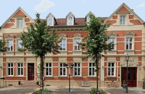 hotel Hotel Stadt Beelitz