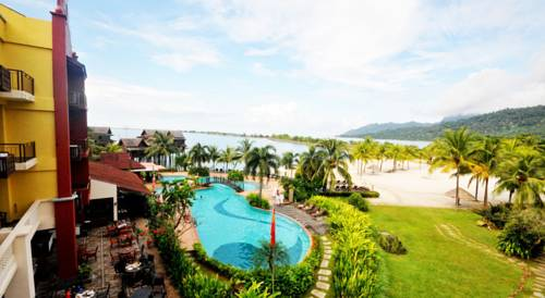 hotel Elegant Suite Private Unit @ Langkawi Lagoon Resort