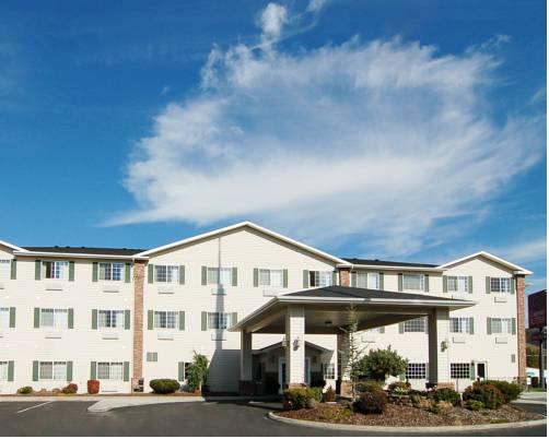 hotel Comfort Suites Yakima