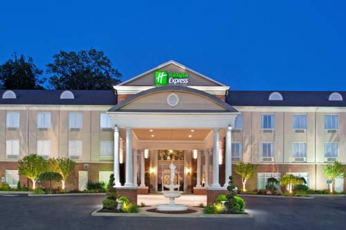 hotel Holiday Inn Express Hotel & Suites Youngstown North-Warren/Niles