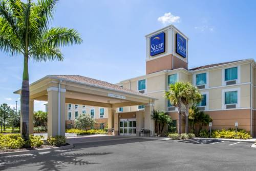 hotel Sleep Inn & Suites Port Charlotte