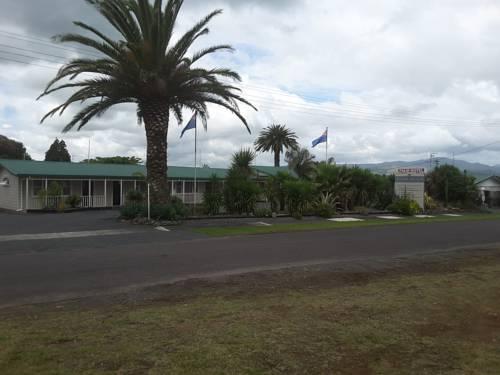 hotel Palm Motel Waihi