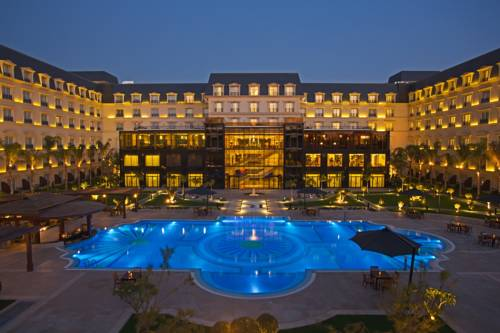 hotel Renaissance Cairo Mirage City Hotel