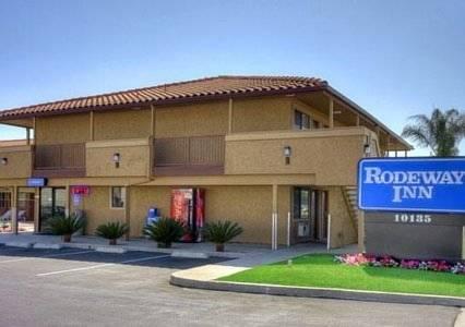 hotel Rodeway Inn Santee San Diego East