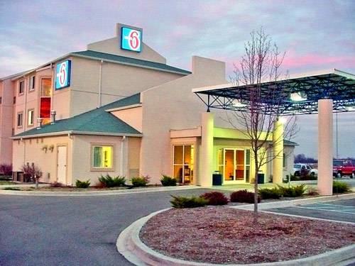 hotel Motel 6 Seymour North